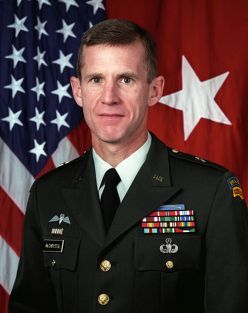 Lt. Gen. Stanley A. McChrystal