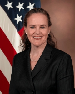 Under Secretary of Defense Michele Flournoy